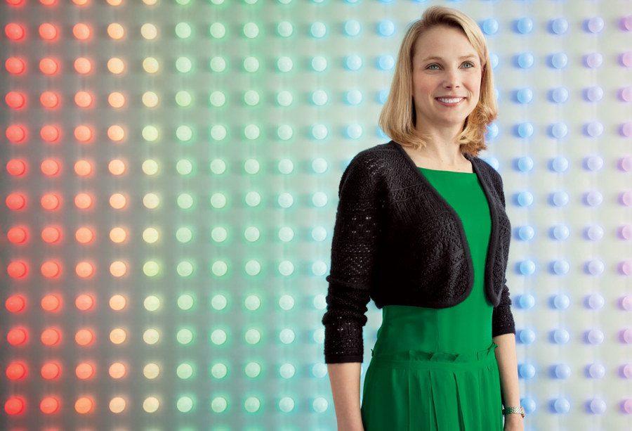 Yahoo!'s Marissa Mayer