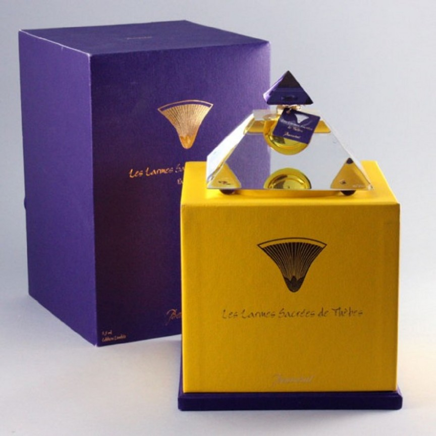 Baccarat Les LarmesSacrees de Thebes – $6,800 per ounce
