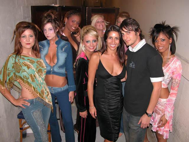 مد در پارتی شبانه - Night club fashion - مرد روز