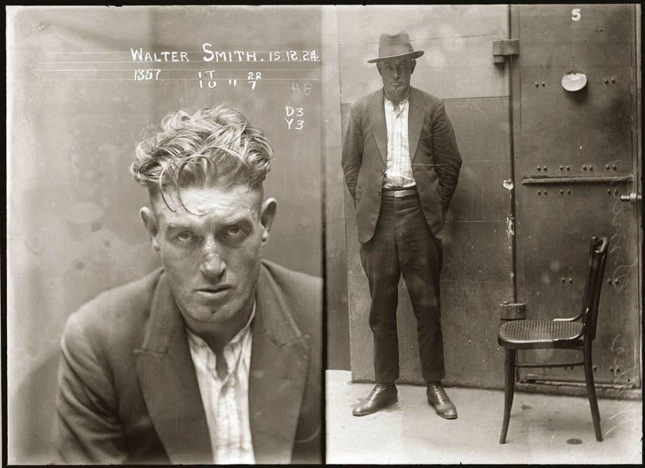 photo-police-sydney-australie-mugshot-1920-09