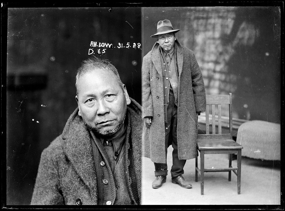 photo-police-sydney-australie-mugshot-1920-39