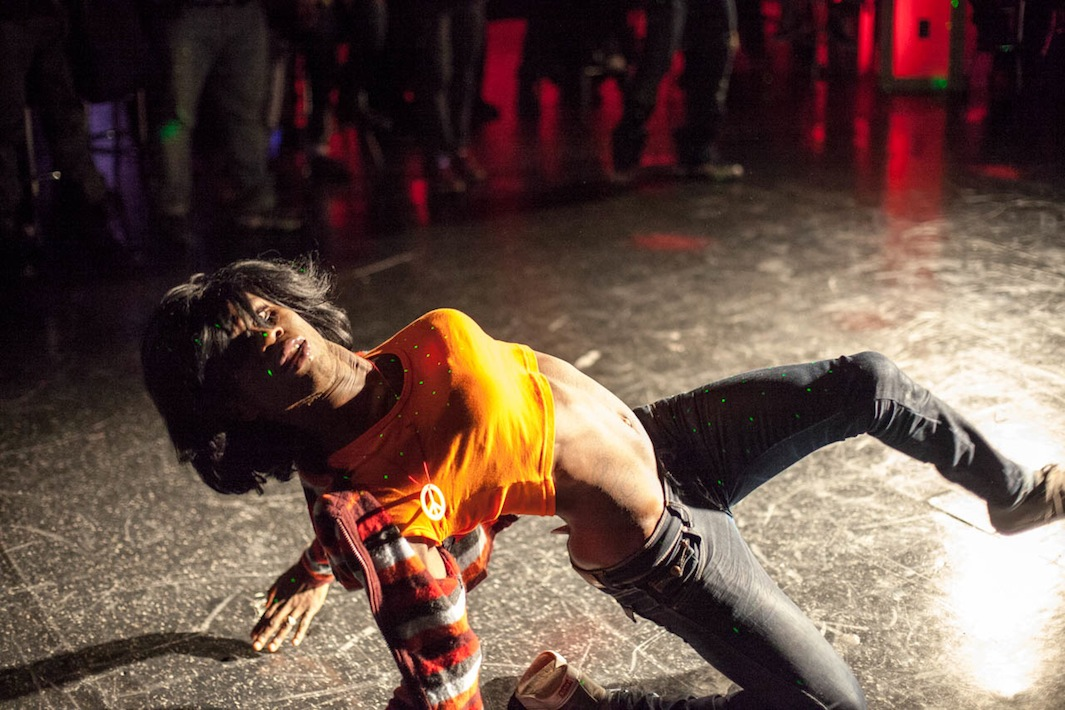 مانهاتن - مسابقه رقص شبانه