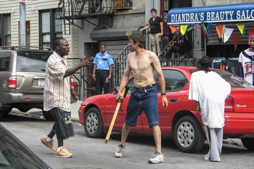 دعوای خیابانی - بروکلین