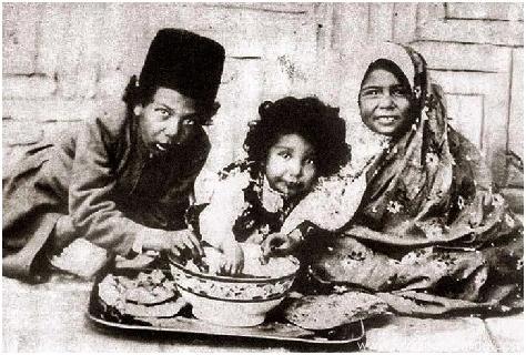 آبگوشت خوری در دوران قاجار