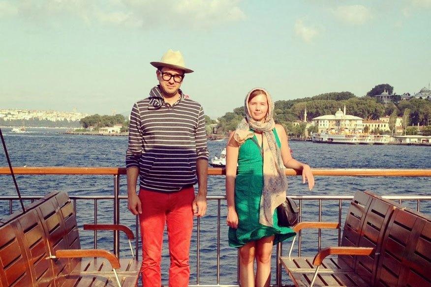 Bosporus-Fähre in Istanbul