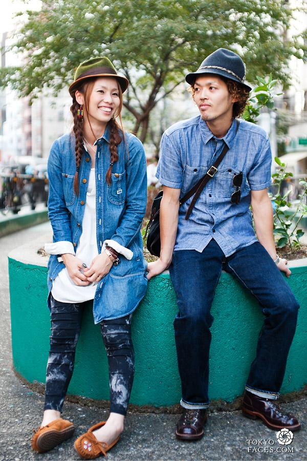 Tokyo's  Street Fashion 12