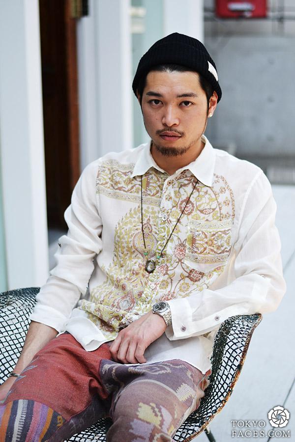 Tokyo's  Street Fashion 13
