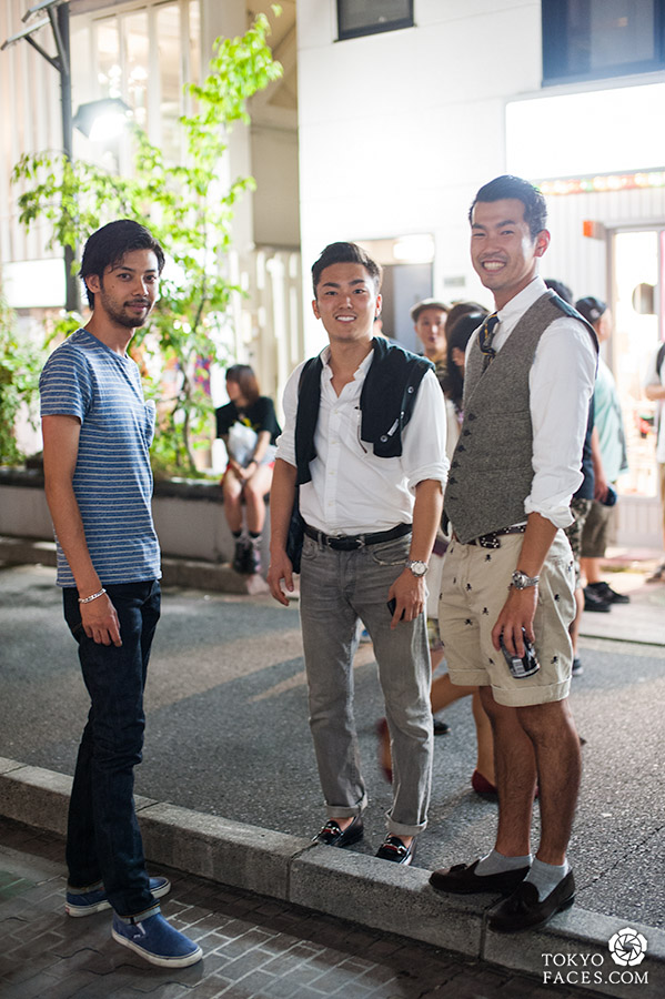 Tokyo's  Street Fashion 14