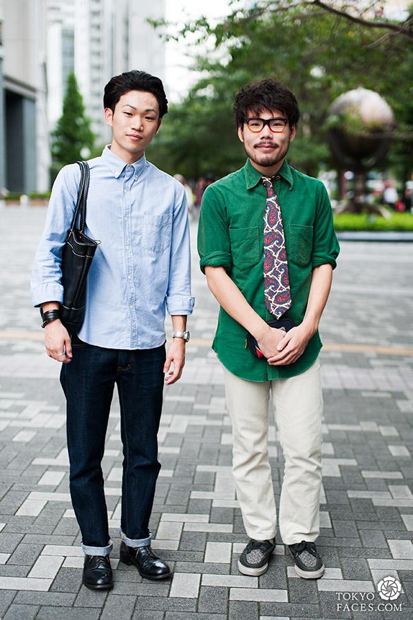 Tokyo's  Street Fashion 2