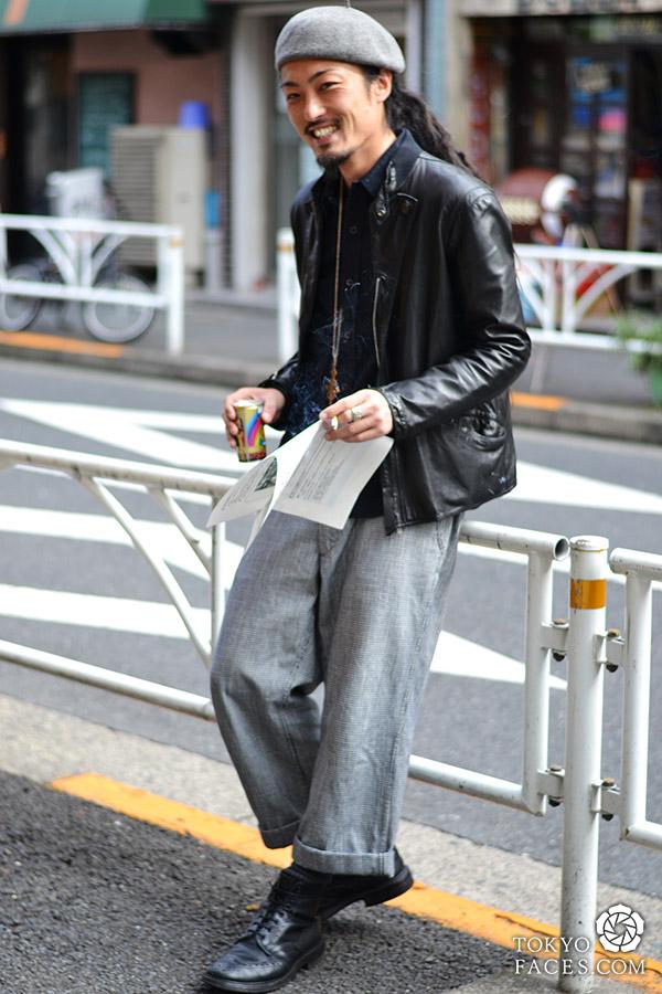 Tokyo's  Street Fashion 20