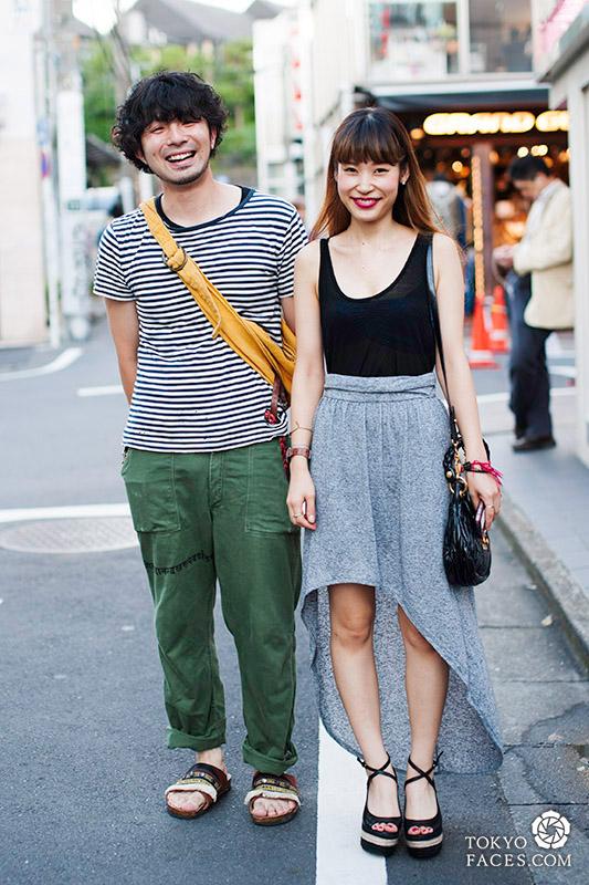 Tokyo's  Street Fashion 24