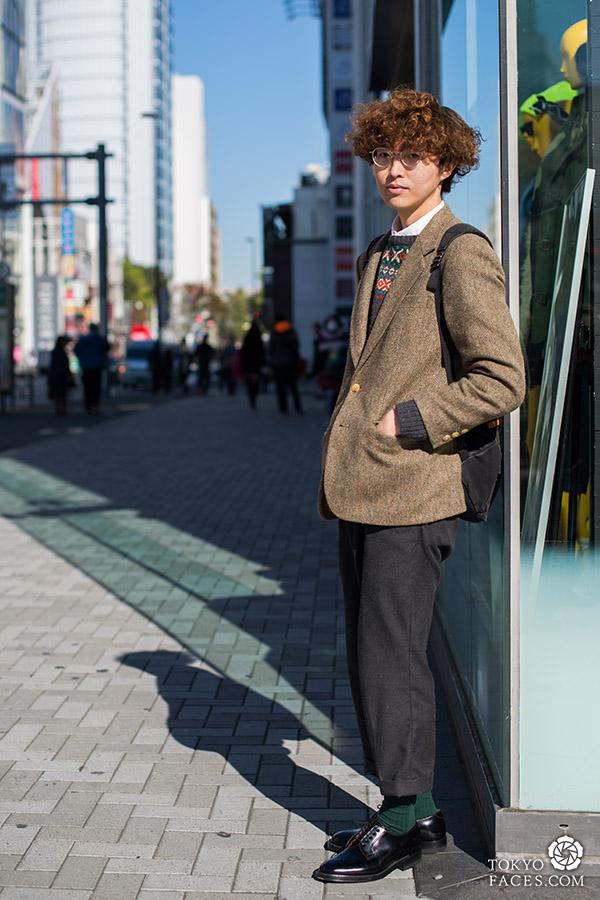 Tokyo's  Street Fashion 27