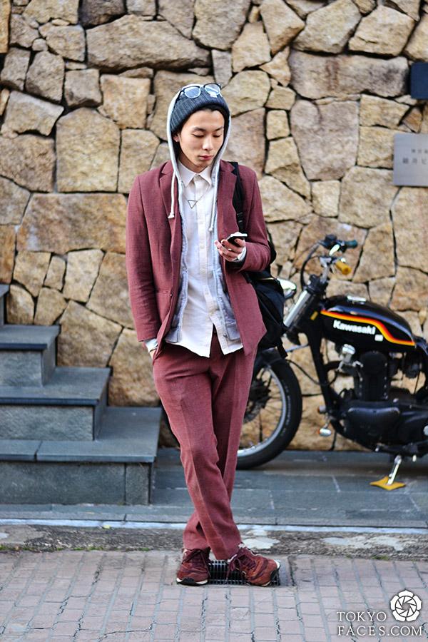 Tokyo's  Street Fashion 29