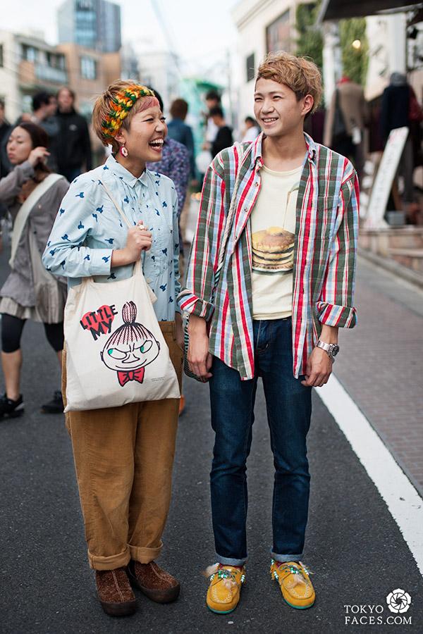 Tokyo's  Street Fashion 31