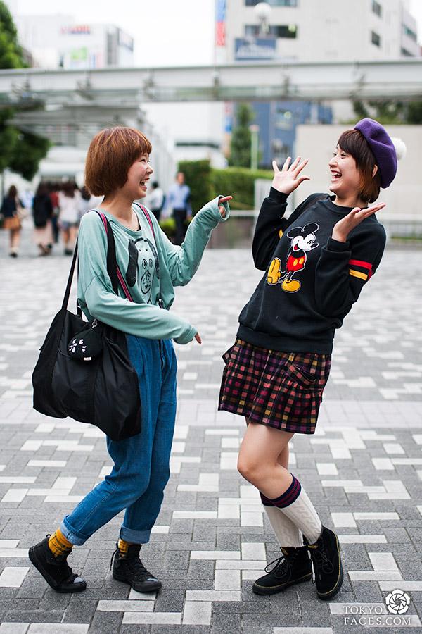 Tokyo's  Street Fashion 4