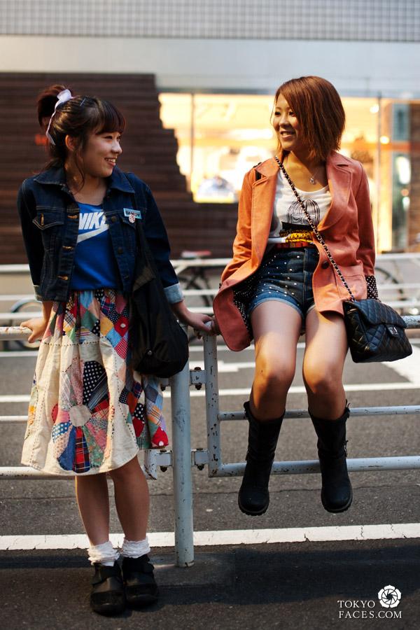 Tokyo's  Street Fashion 9