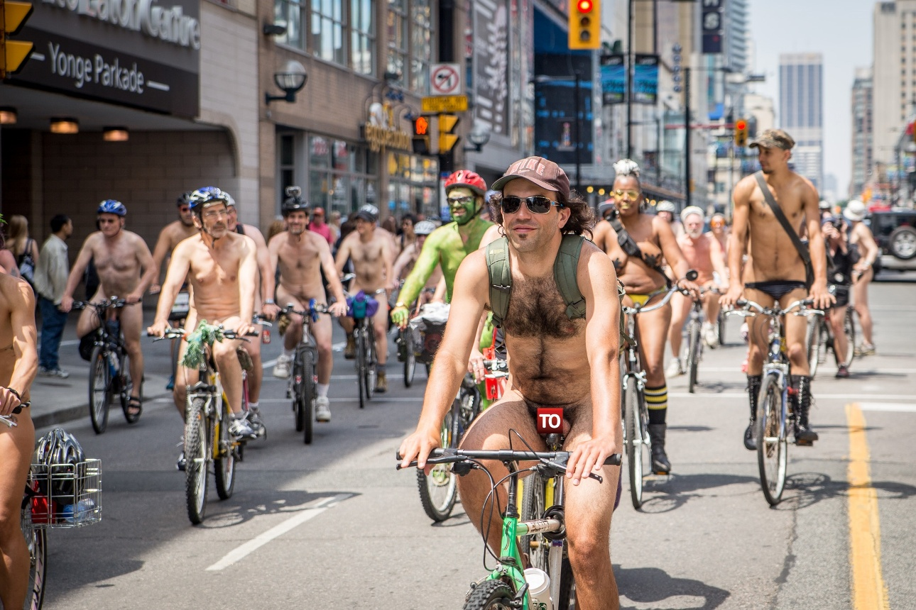 Peruvian capital lima and other southern hemisphere cities host world naked bike ride