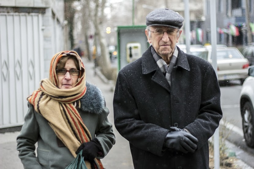 زوج ایرانی   Mohammad-Roodgoli