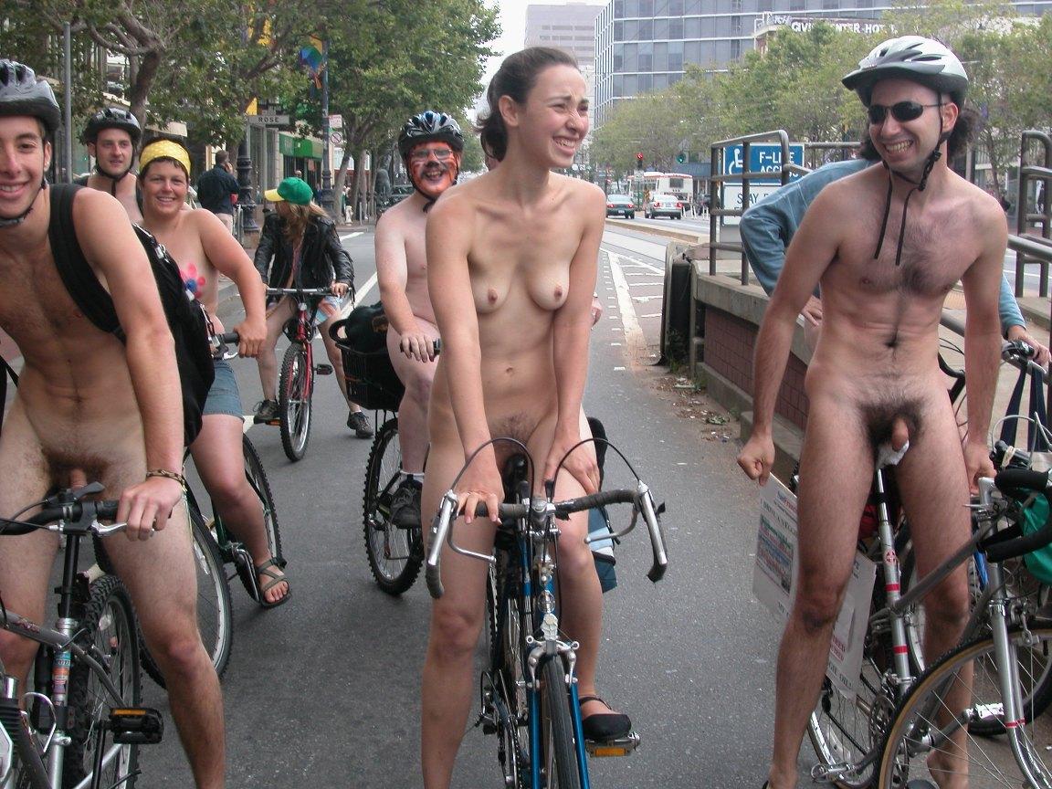 World Naked Bike Ride 2006, San Francisco