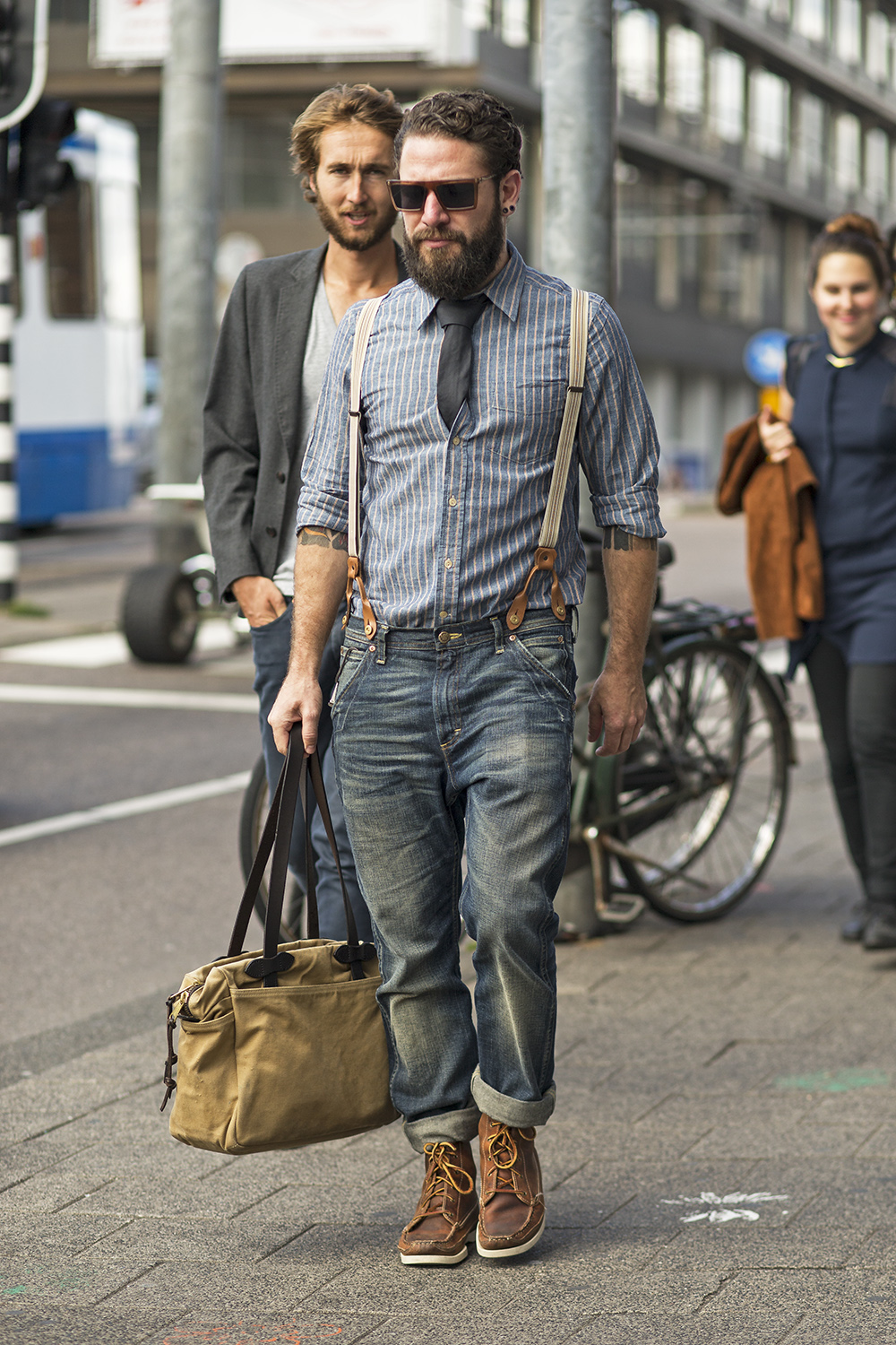 Men Street Fashion amsterdam - Copy