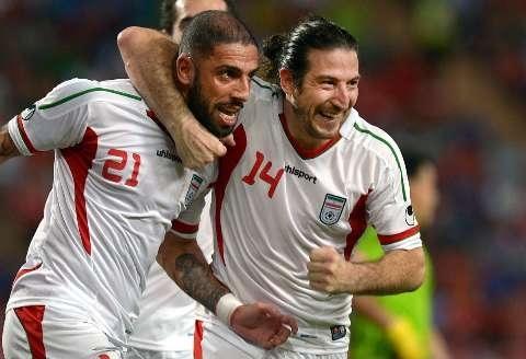 irans-football-team