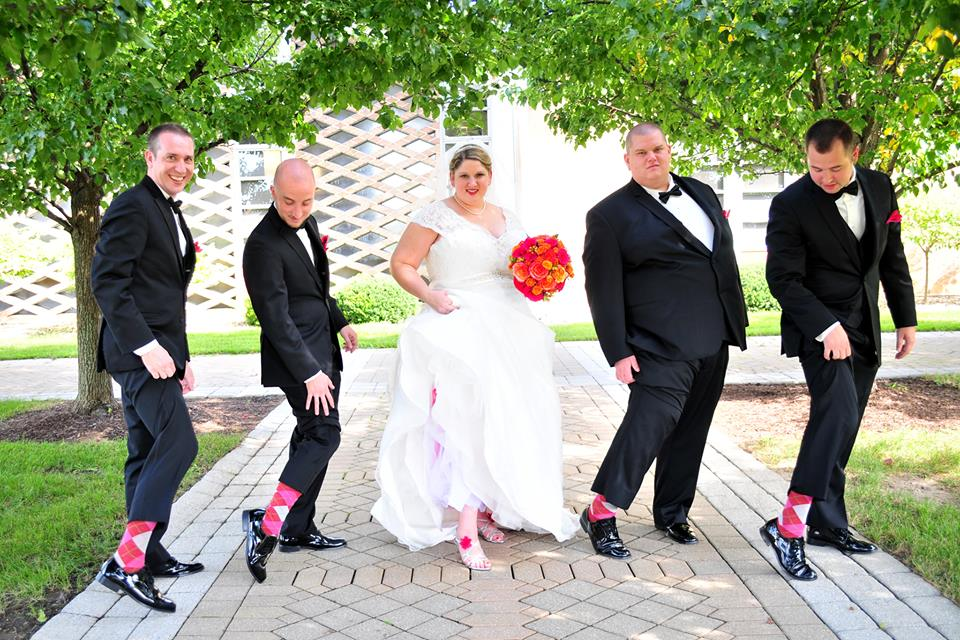 brides_and_groom_groomsmen_socks