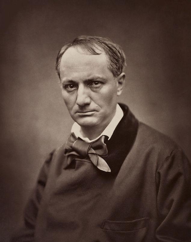 Baudelaire - ode, La Chevelure (Hair)