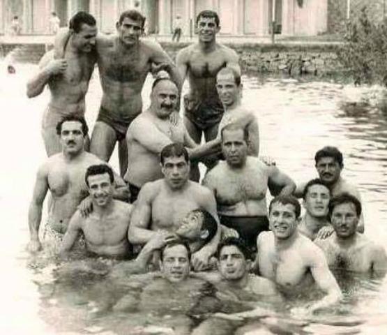 پهلوانان ایران