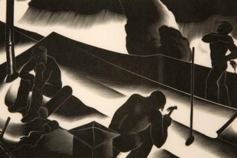 Paul H. Landacre 1937