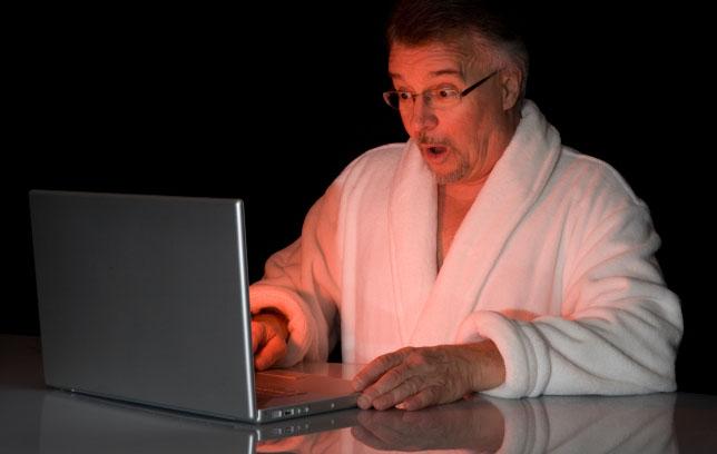 man-watching-porn