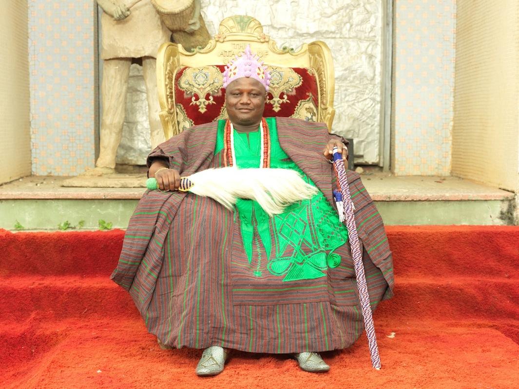 Oba Jimoh Oyetunji Olanipekun Larooye II, Ataoja of Osogboland