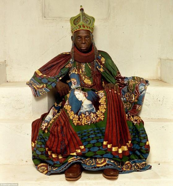 Obi James Ikechukwu Anyasi II- Obi of the Idumuje Unor kingdom