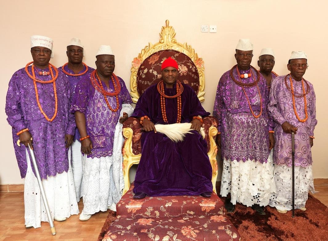 Ochuko Ararile, The Ovie of Umiaghwa Abraka Kingdom
