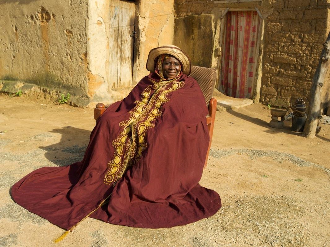 Queen Hajiya Hadizatu Ahmedu, Magajiya of Kubwada