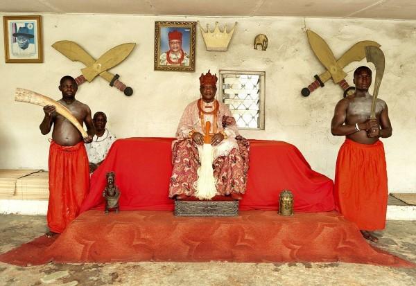 Wilson Ojakovo Oghoghovwe Oharisi III – Ovie of Ughelli