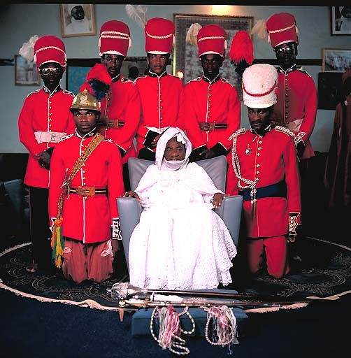 el Hadji Mamadou Kabir Usman – Emir of Katsina