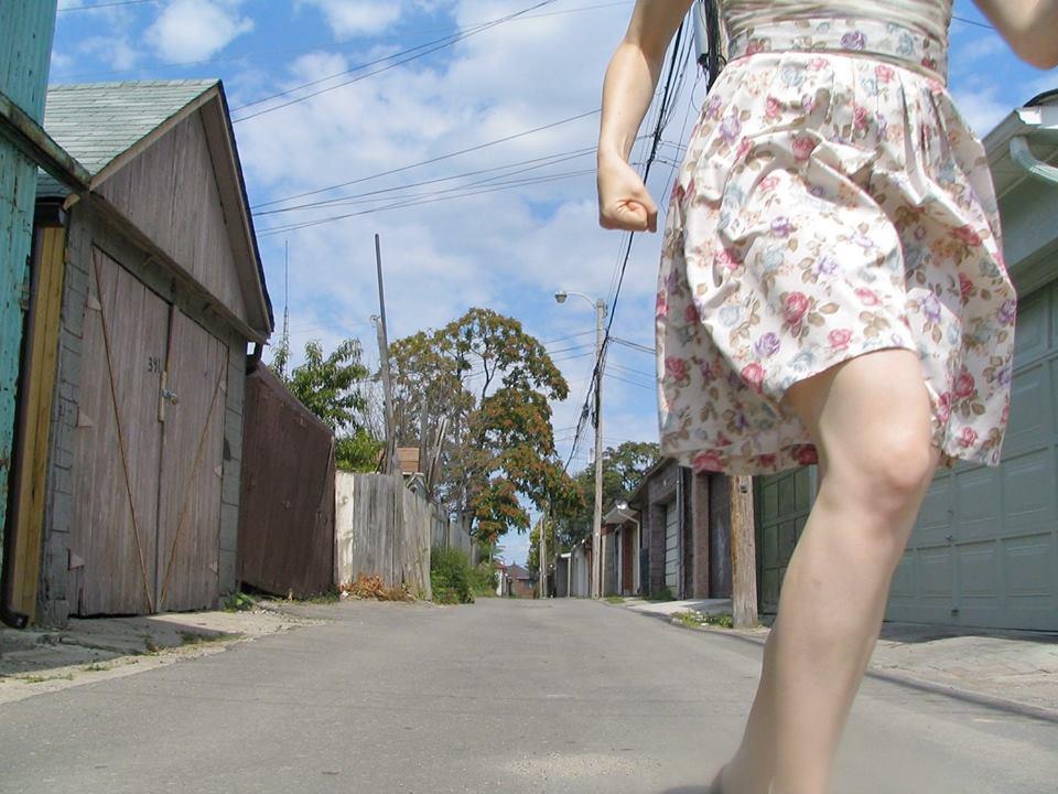 Lesley Birchard, Run, 2006