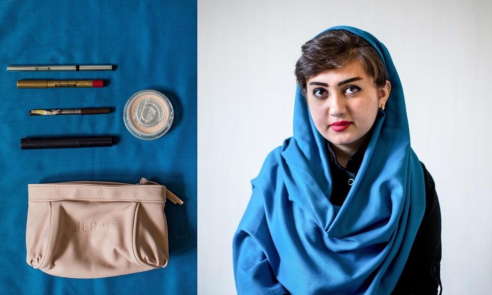 Asra Mohammadi, 18