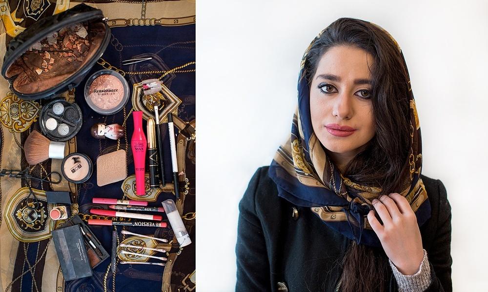 Hanieh Ghahremani,19