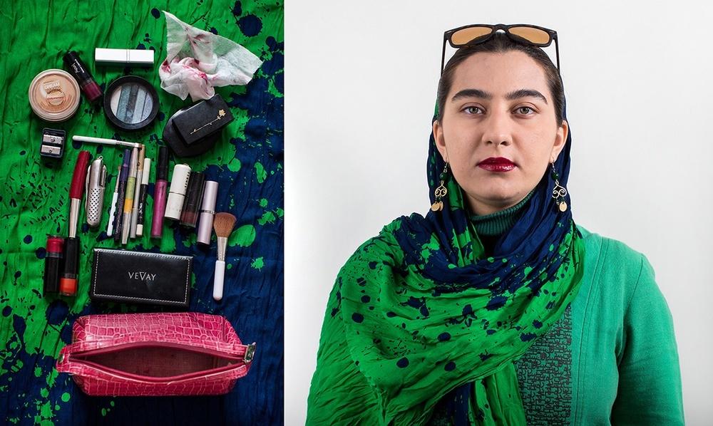Zahra Sadat Hosseini (Sara), 22