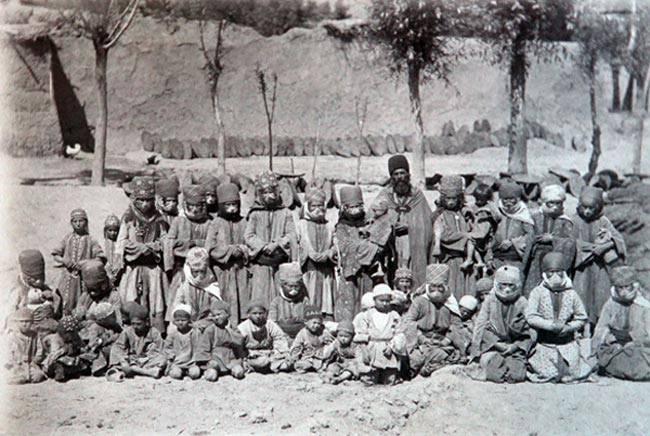 ارامنه در دوران قاجار