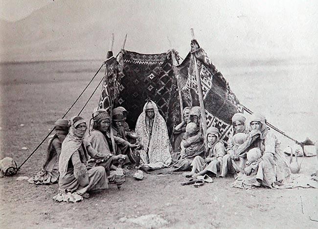 عشایر - دوران قاجار