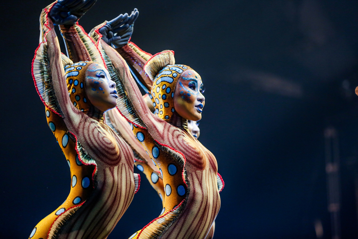 "LA Premiere of Cirque du Soleil's ""KURIOS - Cabinet of Curiositi"