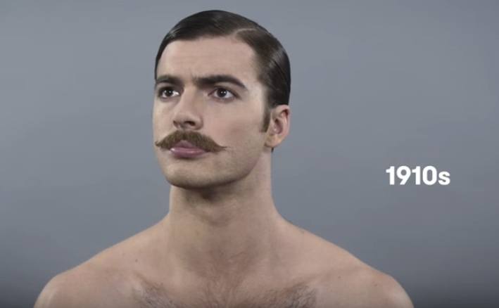 mens-hairstyles-1910-2016