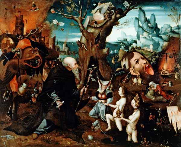 Temptation-of-St.Anthony