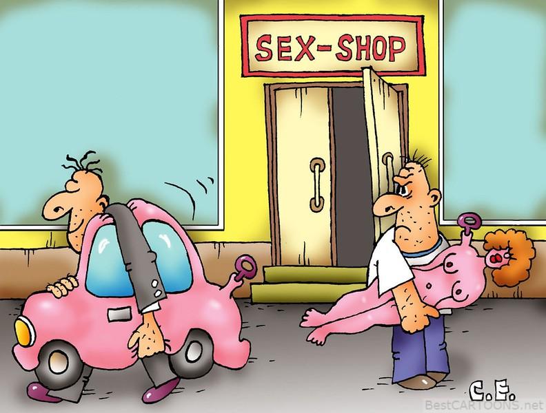 Sergey Ermilov Sex shop (NXPowerLite)-L