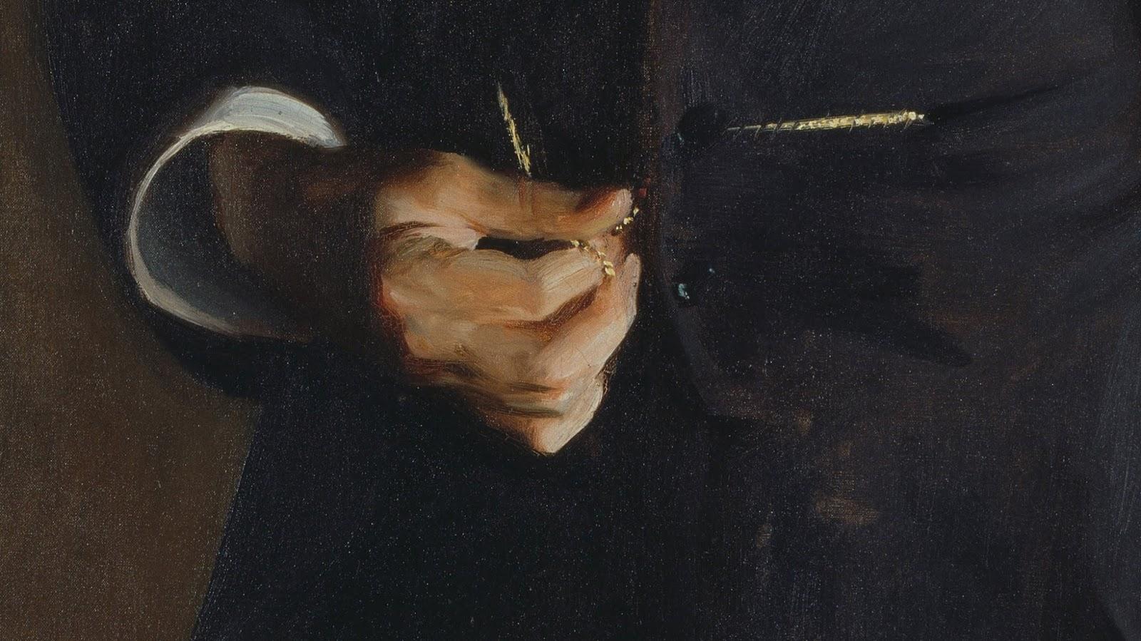 John Singer Sargent (detail) (8)