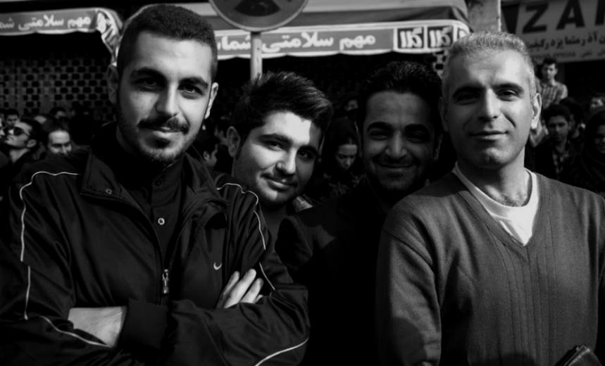 Mohammad Roodgoli – Iranian Men