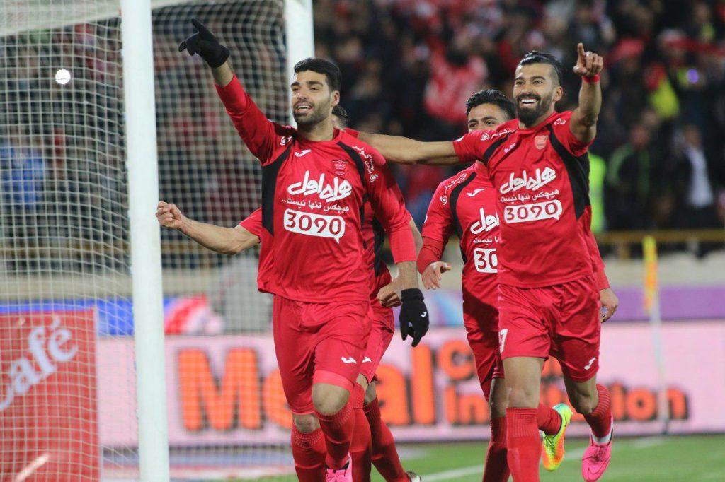 ایران 2 – الجزایر 1