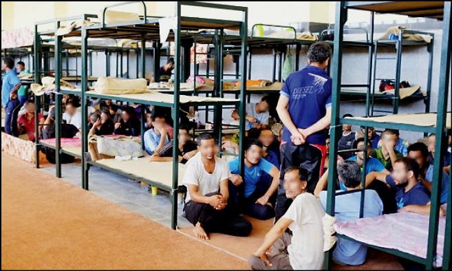 در زندان فشافویه چه میگذرد؟